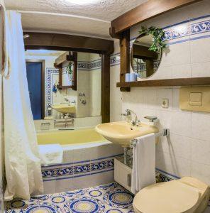 Bad in der Ferienwohnung 06 des Hauses Mariandl, Unterwössen/Chiemgau